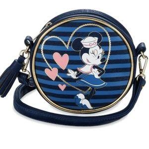 Disney Cruise Crossbody Minnie Sailor Purse